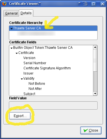 Certificate Viewer
